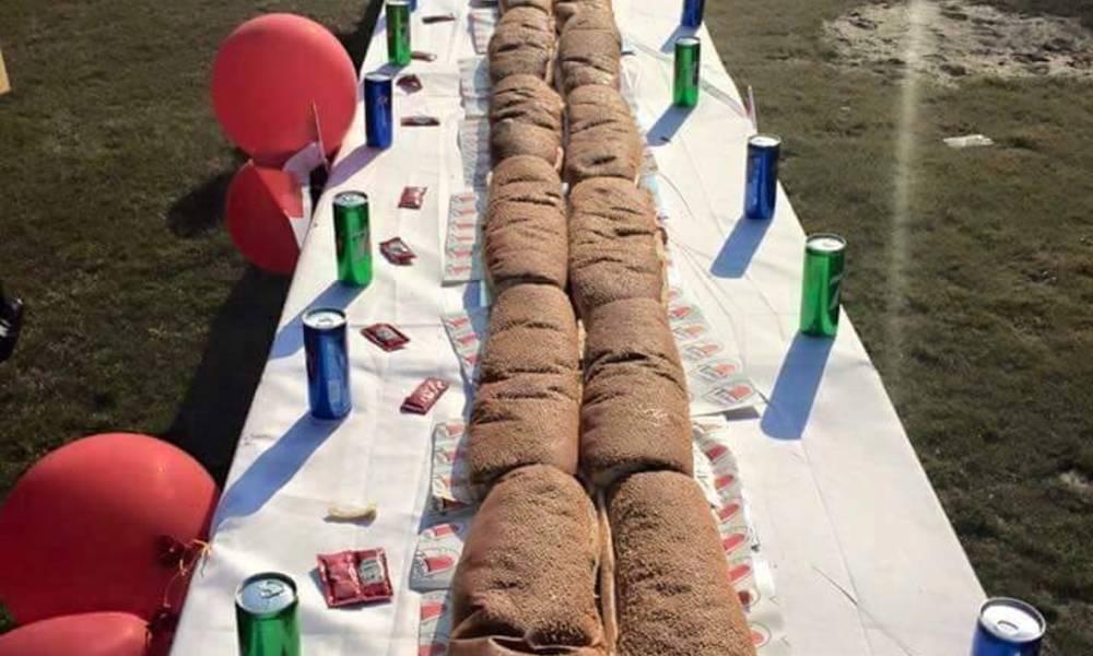 العراق يدخل موسوعة غينيس للأرقام القياسية في صنع اكبر سندويج دجاج في العالم