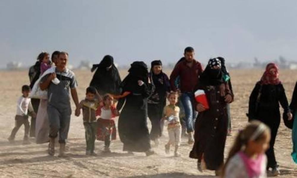 جرائم داعش في الموصل
