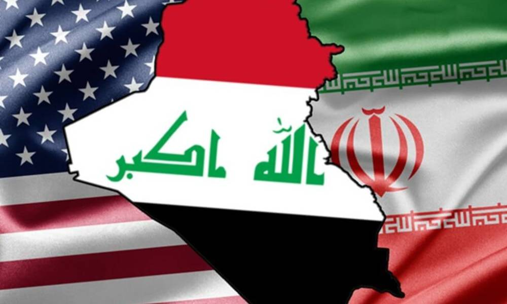 How does Iran deal with US calls to respect Iraq's sovereignty? 20181108_042218-206