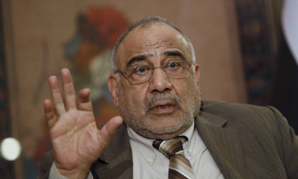 Adel Abdul-Mahdi threatens the political blocs and gives them the last chance