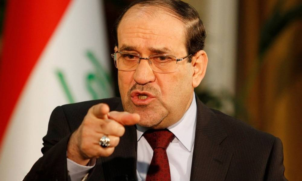 Nuri al-Maliki - We will not allow the replacement of Fayyad and change means the imposition of authority over the government