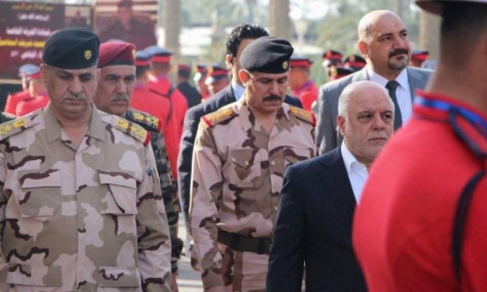 Abdul-Mahdi overthrows 70 officers at different ranks .. The last of them the director of the office of Abadi
