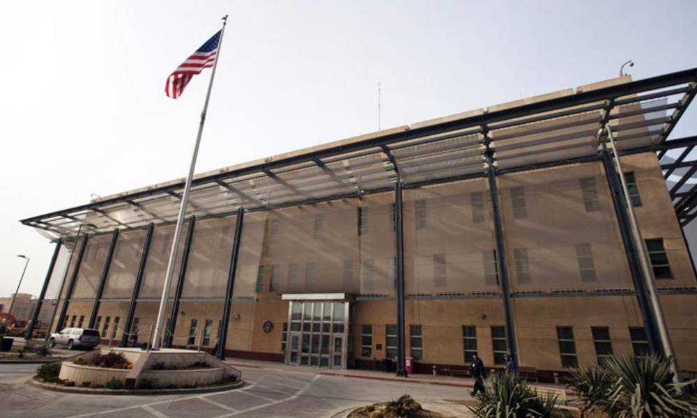 The US Embassy in Baghdad issues a security warning on Iraq