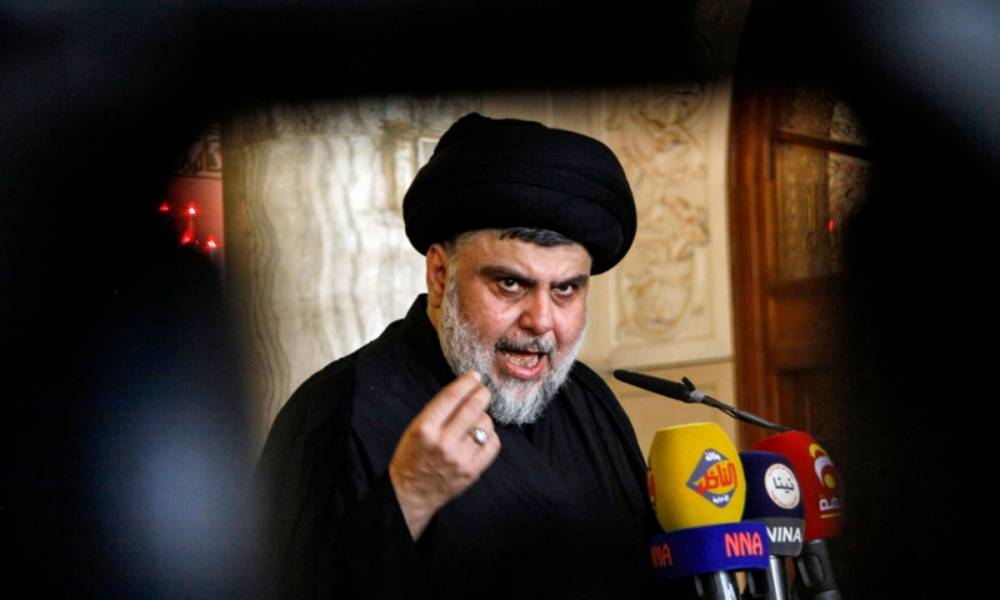 Muqtada al-Sadr strengthens the protection of his residence in Najaf .. for this reason