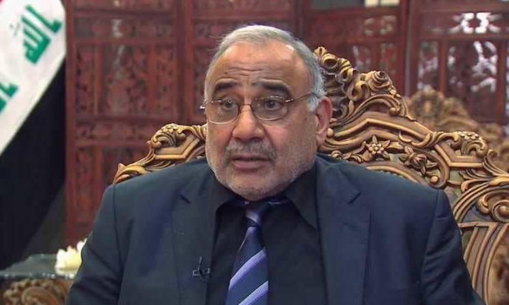 """مستقبل عبد المهدي تحدده """"أزمة الفياض"""".."""