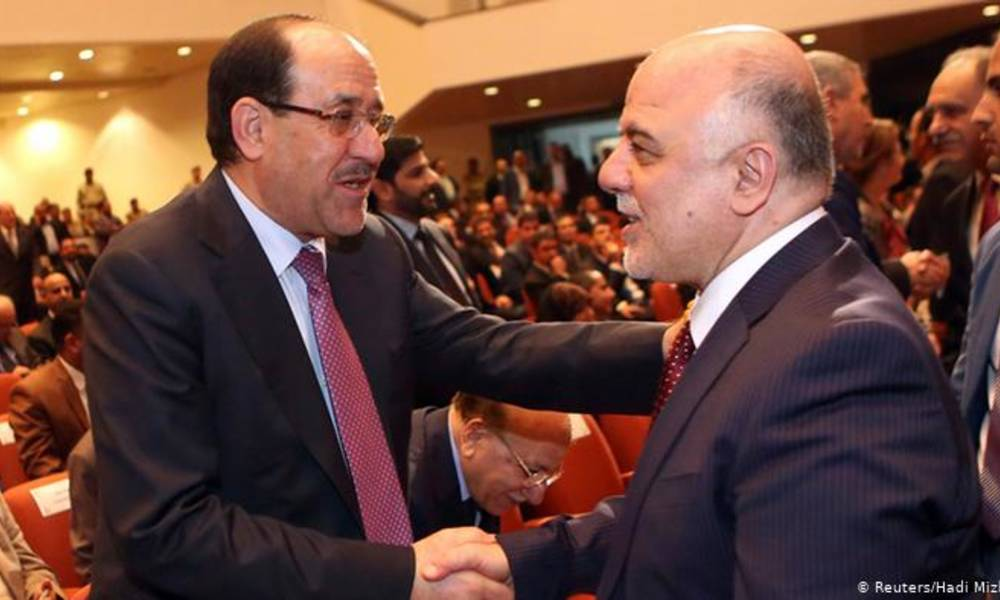B alliance between Abadi and Maliki .. Dawa Party belongs to the power