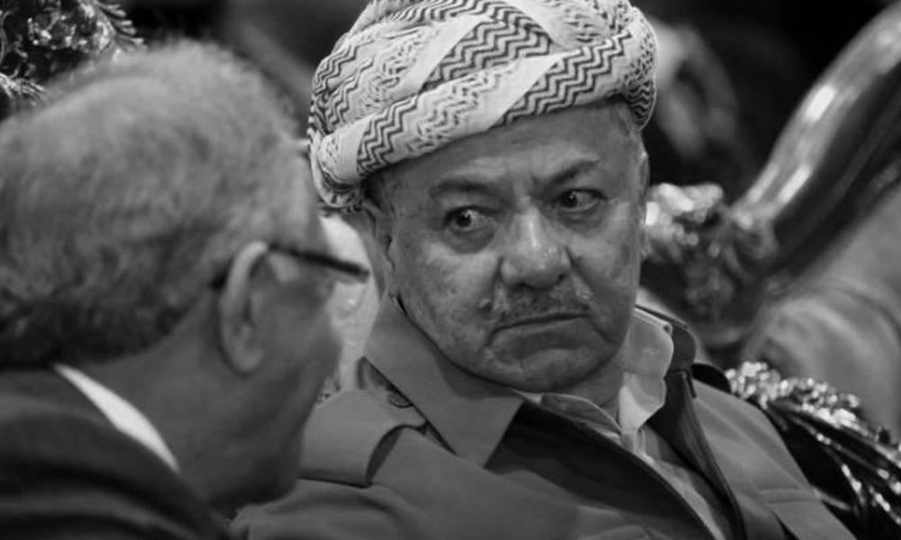 """بــ تصريح تصعيدي .. بارزاني """"يهاجم"""" عبد المهدي .. ويطالب بــ تدخل """"المجتمع الدولي"""" ..!"""