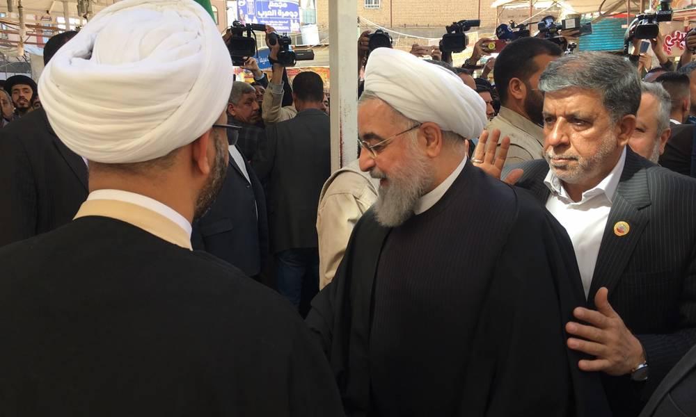 """ايران : كل دولار دفعته إيران في """"العراق"""" وسوريا تتسلم مقابله اليوم 1000 دولار .."""