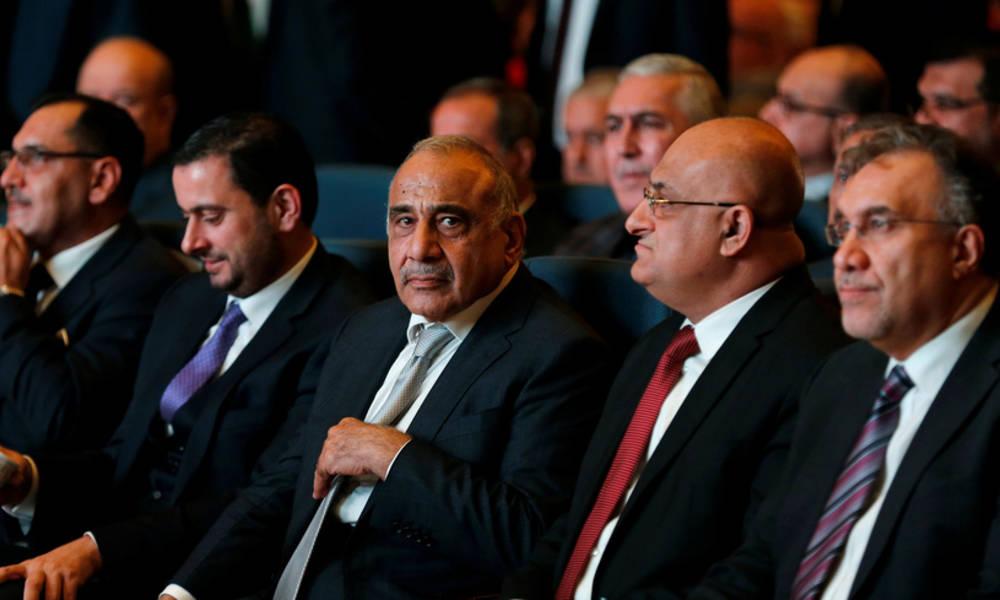 """حكومة عبد المهدي طالها """"فشل"""" اخلاقي ووظيفي .. ائتلاف """"العبادي"""" ينتقد الاخير"""