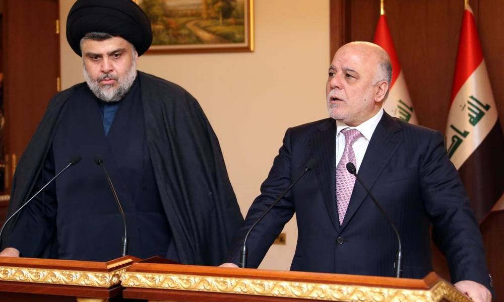 """""""The accusation"""" by the new alliance of Sadr .. Abdul Mahdi used the program of the government of Abbadi .."""
