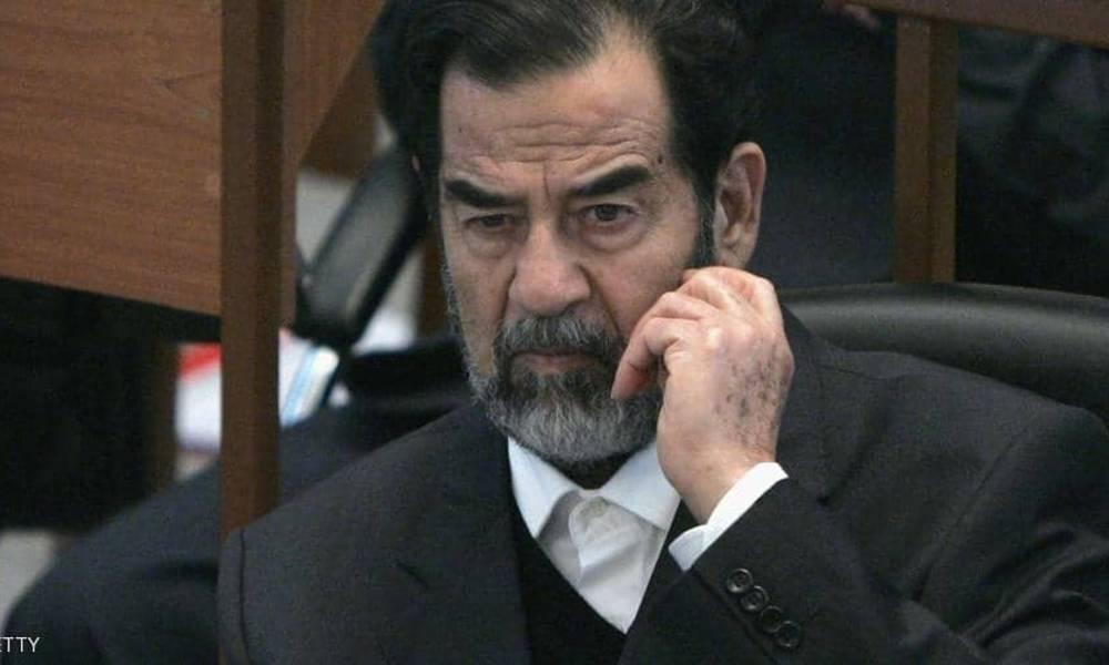 """مذكرة اعتقال .. بحق امرأة هتفت بـــ اسم """"صدام حسين"""" .."""