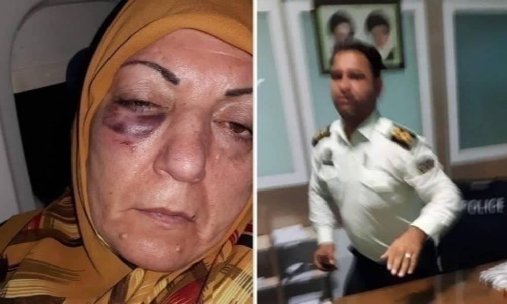 """بعد تعرض سيدة عراقية لــ """"الضرب"""" بمطار مشهد .. الخارجية العراقية تعلق .."""