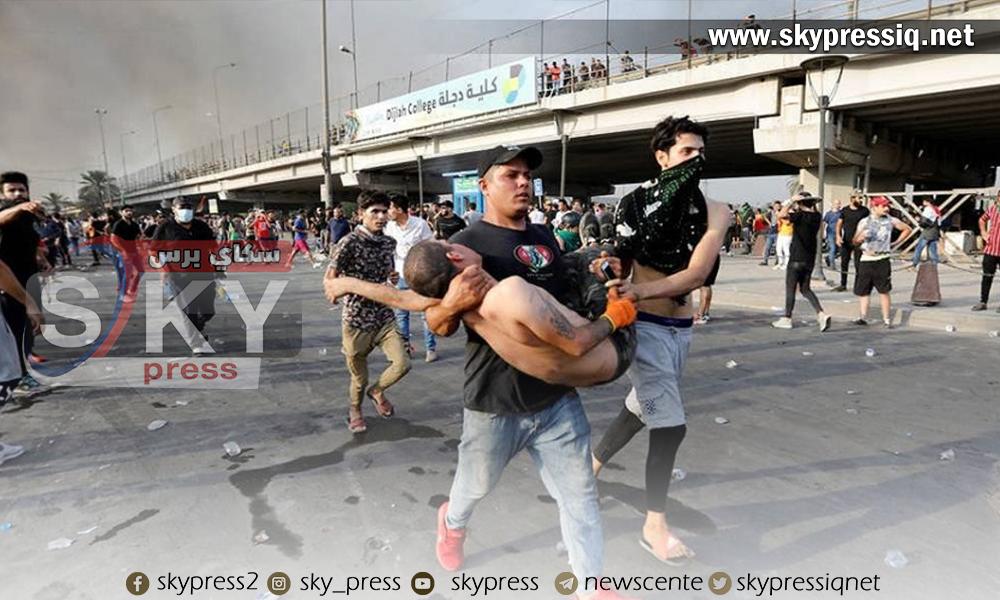 """من هو القائد الأمني المسؤول عن """"قمع"""" متظاهري الناصرية ؟ .. محافظ ذي قار يكشف عنه"""