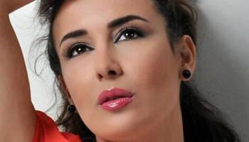 الممثلة كندة حنا وفيديو صادم لها