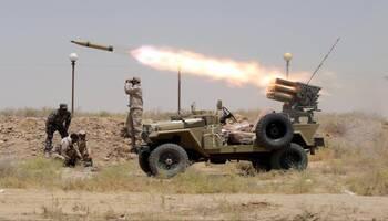 بالارقام تعرف على خسائر داعش في آخر معاقله بأيمن الموصل
