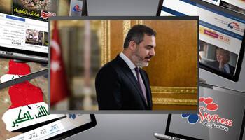 رئيس الاستخبارات التركي يصل اربيل بالتزامن مع اجتماعات الأحزاب الكردية