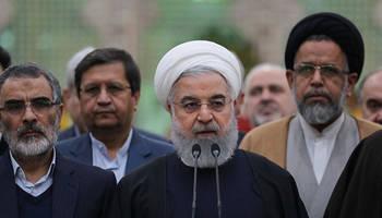 الرئيس الايراني يطالب بصلاحيات