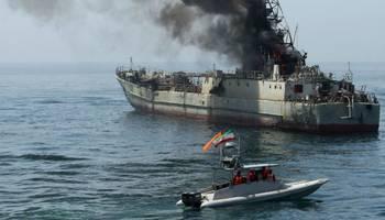 ماحدود المصالح الأميركية التي تترتب على ضربها ردود عسكرية؟ وما هو الثمن المطلوب؟ وهل نجح الإيرانيون في إدارة احتواء التوتر؟