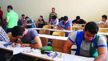 بالصور: جدول الامتحانات الوزارية للمرحلة الاعدادية بكافة فروعها