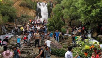 سياحة كردستان تعلن عن دخول 208 آلف سائح للإقليم منذ الثامن من آب