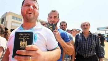 أمريكا تحتجز 1400 عراقي مسيحي بغية ترحيلهم الى بلدهم.. ومبادرات عراقية لإستقبالهم