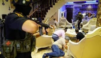 مفتش الداخلية: من بين المعتقلين في صالات القمار والروليت 24 امرأة من جنسيات عدة
