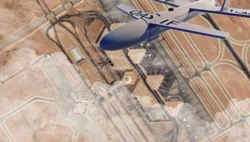 طائرات مفخخة .. هجوم جوي واسع يستهدف