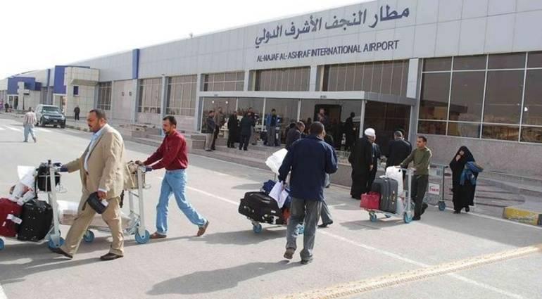 بيان مهم : من ادارة مطار النجف الاشرف الدولي حول اتهامات النائب صادق اللبان