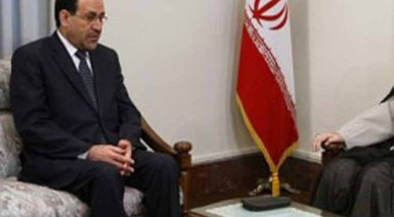 Tehran re-Maliki to the political forefront despite Washington Saudi Arabia and Turkey