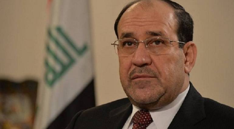 Maliki meets US ambassador warns of the existence of schemes to target the political situation
