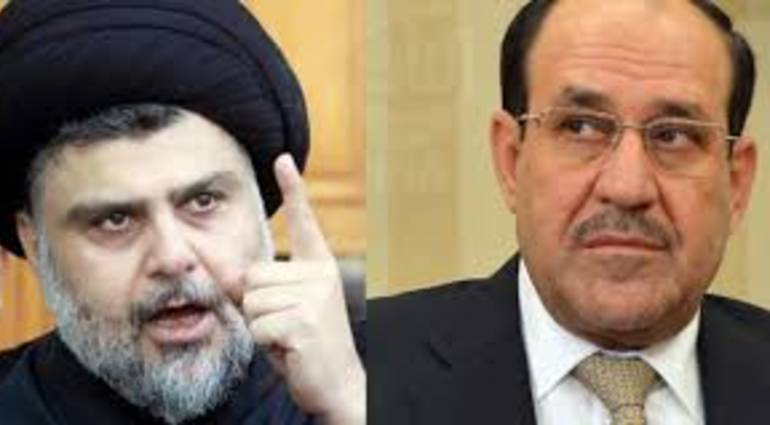 Sadr actuated - Deliver me from al-Maliki did not only Charge of the rats
