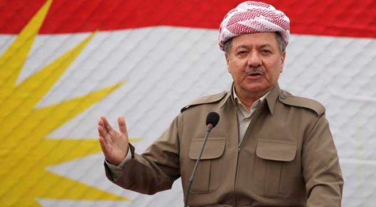 Barzani - Kurdistan people prefer to starve to death that others remain under occupation