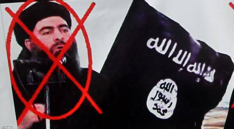 Moscow is unable to resolve the fate of al-Baghdadi