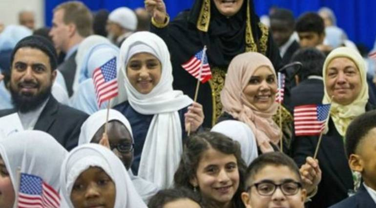 US study - Islam will become the second largest religion in the United States