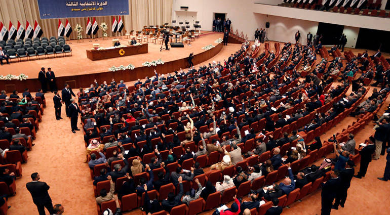 Parliamentary movement to collect signatures for postponement of elections