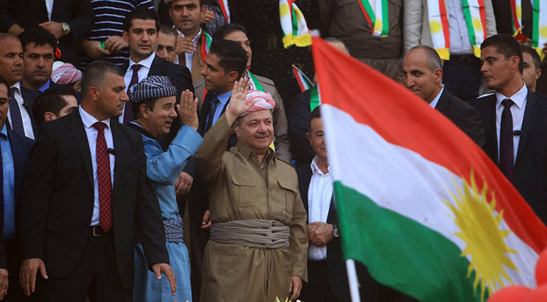 Barzani party - US pressure pushed Abadi to open the airports of Kurdistan