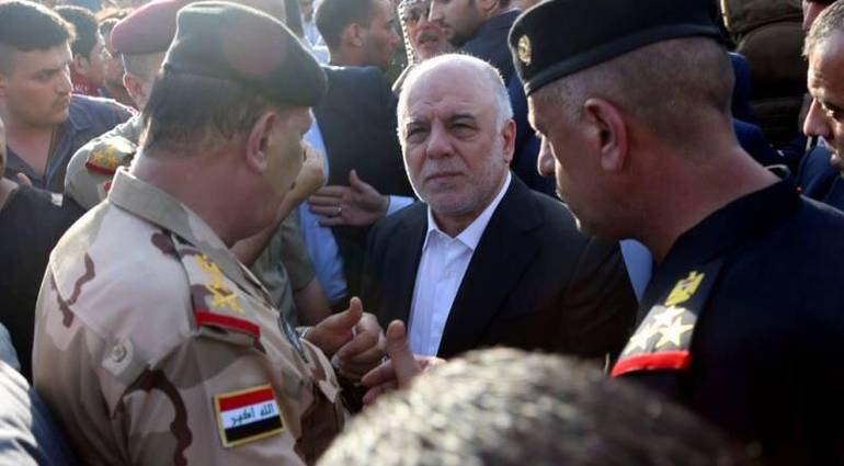 The Washington Post .. Protests ended the chances of Abadi with a second term .. And America lost all the bargaining papers