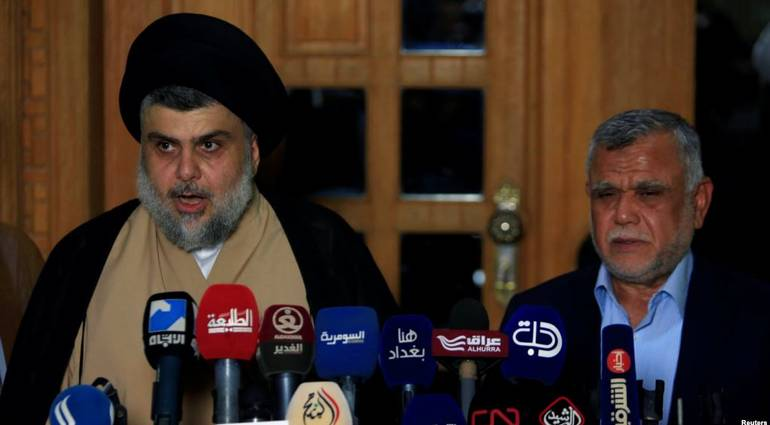 Sadr and Amiri agree on several items to form a new government