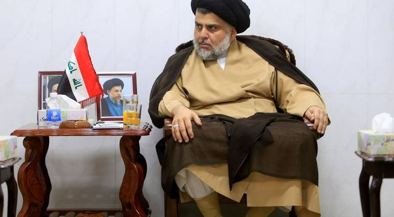 Sadr is dissatisfied with the election of members of the Asrun for Halbusi as speaker of the parliament