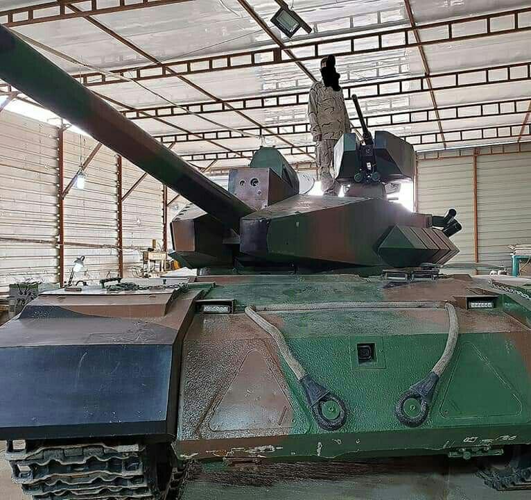 العراق يكشف لاول مرة عن مشروع الدبابة الوطنية( كفيل-1 )الصمم وسينفذ داخل العراق وبخبرات وطنيه 20190612_053643-526