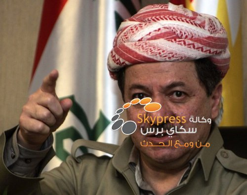 Massoud Barzani threatens to secede if the negotiations with the government in Baghdad has failed