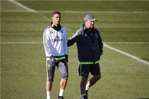 رونالدو يغيب عن مباراة كأس الملك ضد قادش