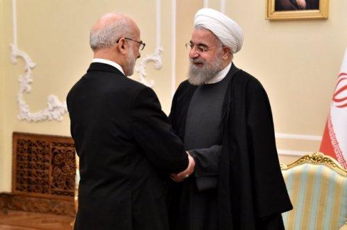 الجعفري لروحاني: العراق سيُواصِل جُهُوده لتجنـُّب إدخال المنطقة بصراعات لا رابح فيها