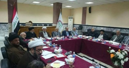 State law meets the counsel of advocacy and the most prominent al-Maliki for prime minister