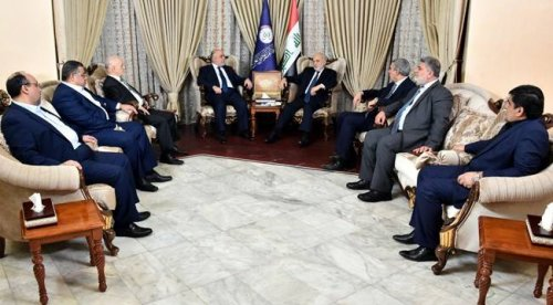 National Alliance meeting - Malikis refusal to attend and Abadi board to resign