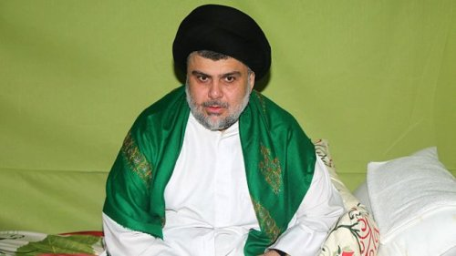 Sadr calls for an end to the sit-in in front of the green and bid farewell to the security forces