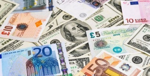 Rate of Arab and foreign currencies in Iraqi dinars on Monday