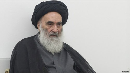 Sistani and Iran and America agree - Abadi remain in power and appoints new ministers