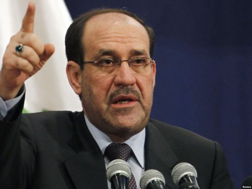Maliki proposes to abolish the results of the two sessions and the dismissal of the presidency