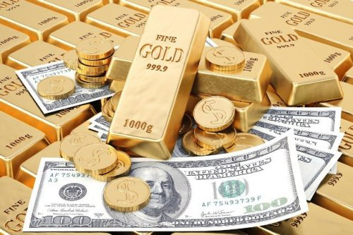 The dollar exchange rate against the Iraqi dinar and gold markets in Baghdad 6-10-2016